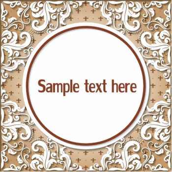 floral-frame-with-brown-background-vector-1405201603