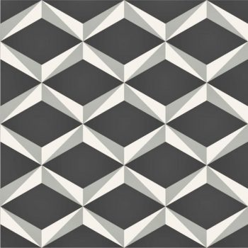 Vector seamless texture, Modern abstract background, The geometric pattern of squares - 2605201603