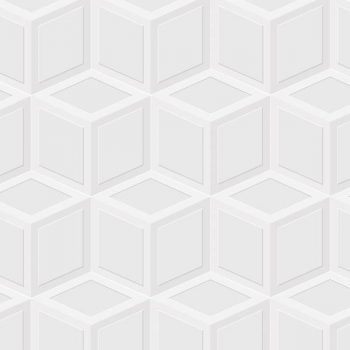 White geometric seamless pattern texture background - 2406201603