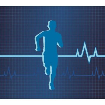 Healthy Heartbeat vector illustration - 2907201601